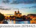 Notre Dame de Paris cathedral 26764425