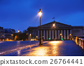 Assemblee Nationale in Paris, France 26764441