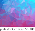 background, vector, triangle 26775381