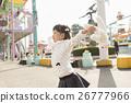 娱乐 主题公园 游乐园 26777966