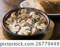 羊肚菌 蘑菇 西班牙美食 26779449