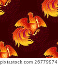rooster, cock, chinese 26779974