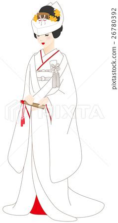 新娘(日式) 26780392