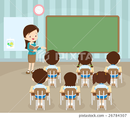 students in classroom 26784307