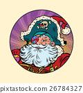pirate, Santa, Claus 26784327