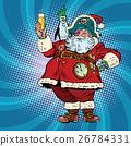 pirate, Santa, Claus 26784331