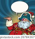 pirate, Santa, Claus 26784367