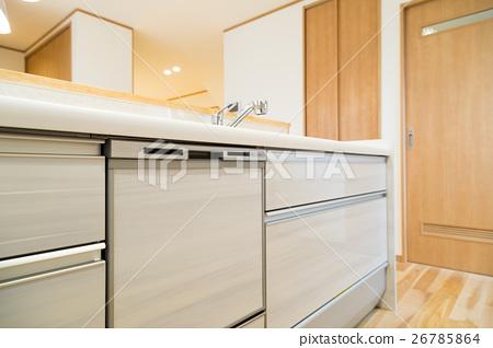 洗碗機洗碗機 - 烘乾機餐廳廚房廚房 26785864