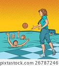 沙灘排球 運動 教練 26787246