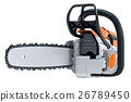 Chainsaw gasoline metal machine 26789450