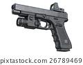 Gun weapon black 26789469