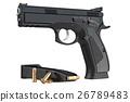 gun, weapon, pistol 26789483