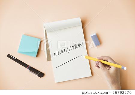 Innovation Ideas Creative Design Concept 26792276