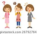 female, females, lady 26792764