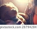 Woman Teddy Bear Loveable Toy Concept 26794284