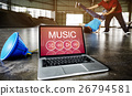 Music Soun Player Application Concept 26794581