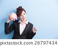 女性 猪 小猪 26797434