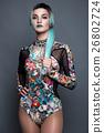 dress, avant-garde, girl 26802724