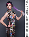 portrait, dress, avant-garde 26802735