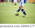 ฟุตบอล,ลูกฟุตบอล,สนามหญ้า 26804177