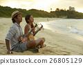 Okinawa, beach, beaches 26805129