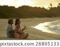 Okinawa, beach, beaches 26805133