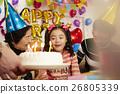 生日聚会家庭 26805339