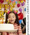 生日聚会家庭 26805340
