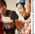 生日聚会家庭 26805379