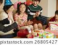 生日聚会家庭 26805427