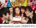 生日聚会家庭 26805441
