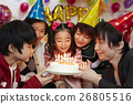 生日聚会家庭 26805516