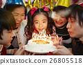 生日聚会家庭 26805518