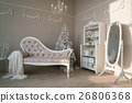 room decorated for the Christmas 26806368