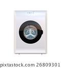 洗衣機 觸摸屏 電子產品 26809301