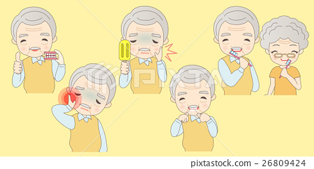 old people dental care problems 26809424