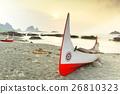 蘭嶼拼板舟 26810323