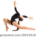 体操 女性 女 26810918