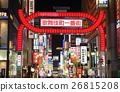 歌舞伎町 大門 門 26815208