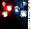 灯泡 球茎 灯 26821702