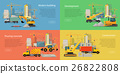 Set of Building and Construction Web Banners 26822808