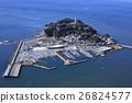 鳥瞰圖 江之島 空中拍攝 26824577
