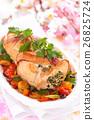 Turkey  breast for holidays. 26825724