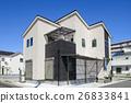 新建住房 26833841