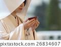 japanese clothes, wedding, female 26834607