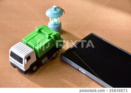 Smartphone model change · Lost image 26836671