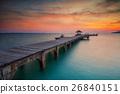 Wooden pier 26840151
