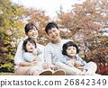 ครอบครัว,ปิกนิก,ยามว่าง 26842349