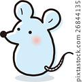 鼠標 動物 卡通人物 26844135