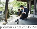 heterosexual couple, journey, touristic 26845159